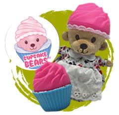 cup cake bears