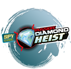 Spy Code Mission Diamond Heist