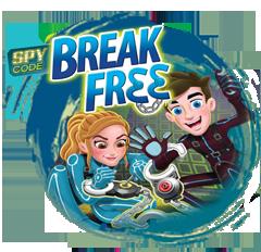 Spy Code Break Free