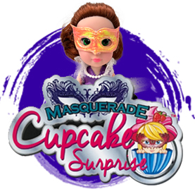 Cup Cake Μασκε Παρτυ