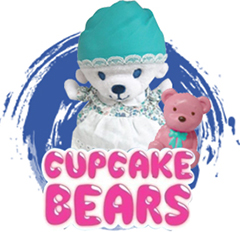 Cup Cake Bear 2