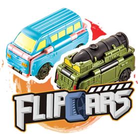 Flip Cars