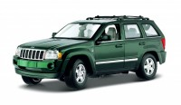Maisto Special Edition 1:18 Jeep 2005 Grand Cherokee