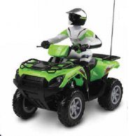 Kidz Tech Kawasaki Bruteforce 750