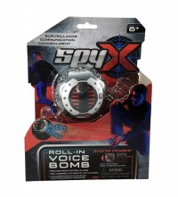 Spy X Roll In Voice Bomb