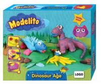 Modelito Playset Δεινόσαυροι