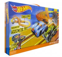 Hot Wheels Slot Car x 2 - 6,32m