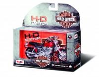 Maisto Μηχανές Harley Davidson 1:18 Asst.