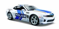 Maisto Special Edition 1:24 Chevrolet Camaro SS RS Police