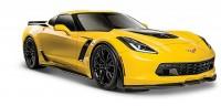 Maisto Special Edition 1:24 2014 Corvette Z06