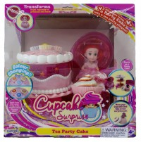 Cup Cake Surprise Τούρτα Playset
