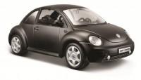 Maisto Black Edition 1:24 Volkswagen New Beetle