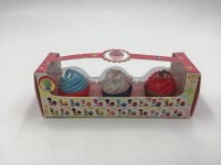 Cup Cake Bear Mini Pack 3 Τεμ.
