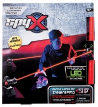 Spy x Lazer Trap Alarm, Λαμπάδα
