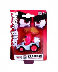 Angry Birds Crashers pullback racers