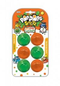 Poppops Snotz – 6 Poppops