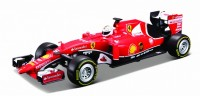 Maisto Tech Ferrari F1 1:24 Racing Series