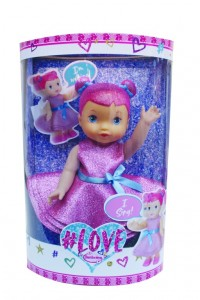 #Love Doll περπατάει και τραγουδάει στα Ελληνικά! - DIMIAN