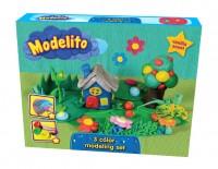 Modelito Μεσαίο Playset με Χρωματα και Σχεδια