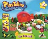 Plastelino Playset Φάρμα